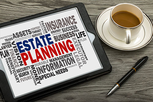 Estate planning and wealth transfer